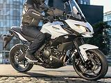 Infos, images et technique sur la Kawasaki 650 Versys 2015.