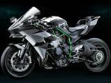 Kawasaki Ninja H2R : 300 chevaux !!!