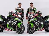 WSBK - Kawasaki Racing Team présente sa ZX10-R 2016.