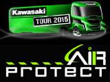Le Kawasaki Tour 2015 s'associe avec Bering.