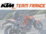 Création du KTM Team France pour conquérir le Dark Dog Rallye Moto Tour.