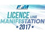 La FFM crée la licence 'Une manifestation' pour des démarches simplifiées.