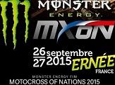 L'équipe de France du Motocross des Nations en stage à Ernée.