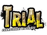 Coup d'envoi du Championnat de France de Trial à Maisse.