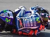 MotoGP / Valence FP1 - Lorenzo devant Rossi et Márquez.