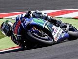 MotoGP / Saint Marin J1 - Lorenzo part en trombe.