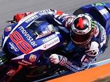 MotoGP / Brno - Lorenzo en pole devant Márquez et Rossi.