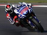 MotoGP / Silverstone - Lorenzo démarre le mieux.