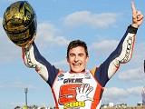 MotoGP / Motegi - Márquez Champion du Monde MotoGP 2016 par KO !