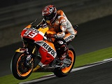 MotoGP / Qatar FP3 - Márquez tient bon.