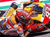 MotoGP / Italie FP3 - Márquez en difficulté.