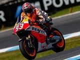 MotoGP / Phillip Island - Márquez s'offre une douzième pole.