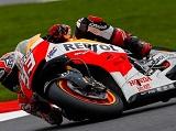 MotoGP / Silverstone Qualifs - Márquez facile.
