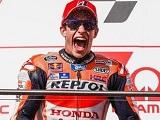 MotoGP - Márquez s'impose en Australie devant Lorenzo et Iannone.