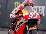MotoGP - Quatrième pole consécutive au Mans pour Márquez.