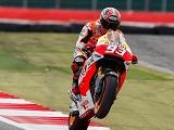 MotoGP / Silverstone J1 - Márquez survole.