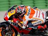 MotoGP / Valence J1 - Márquez devant.