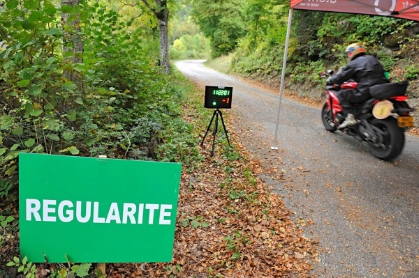 Moto Tour - Deux journées 'régularité' hors normes.