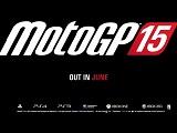 JEUX VIDEO - Le studio Milestone annonce MotoGP 15 en vidéo.