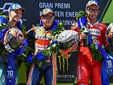 MotoGP / Barcelone - Lorenzo tue la course, Márquez 1er, Quartararo 2ème !