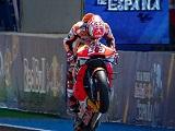 MotoGP / Jerez - Marquez s'impose.Cauchemar pour Quartararo.