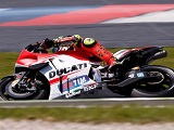 MotoGP - Iannone claque la pole à domicile.
