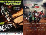 De grands challenges du Motocross cette année en France.