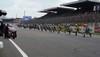 Début de course mouvementé sur le circuit Bugatti pour ces 24H du Mans
