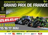 Du beau monde à la présentation du GP de France.