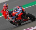 MotoGP / Qatar J1 - Dovizioso bien présent