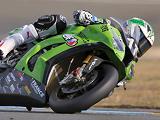 Kawasaki en pôle pour les 37ème 24 heures du Mans moto.