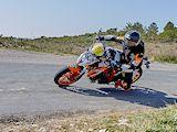 Résultats en demi-teinte pour KTM au rallye des Garrigues.