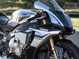 Yamaha rappelle ses R1-M.