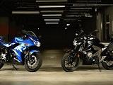 Suzuki rappelle ses GSX-R 125 et GSX-S 125.