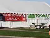 Autoroutes gratuites et pause Calmos sur la route du Grand Prix de France.
