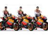 MotoGP - L'écurie Repsol Honda présente son ménage à trois.