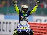 MotoGP - Rossi, Maître des eaux à Silverstone.