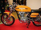 Visite du Salon Moto Legende 2015.