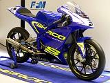 La FFM et Sherco présentent leur Pré-Moto3.