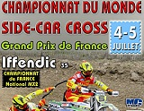 Le Grand Prix de France de Side-car Cross c'est ce week-end !