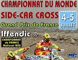 Le Grand Prix de France de Side-car Cross c'est ce week-end !
