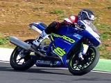 Première sortie réussie pour la Pré-Moto3 Sherco.