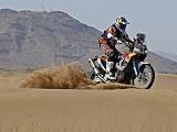 Rallye du Maroc / Etape 2 - Sunderland passe en tête.