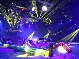 Le Supercross Paris-Lille prend ses quartiers au stade Pierre Mauroy.