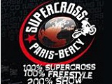 31ème Supercross de Paris-Bercy ce week-end.