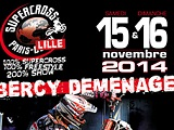 Lille accueille l'ex-Supercross de Paris-Bercy ce week-end.