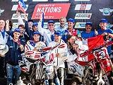 Cinquième victoire de la France au SuperMoto du Nations.