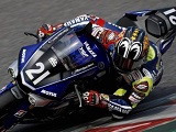 8h de Suzuka - Le Yamaha Factory Racing Team montre les muscles.