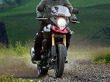 Oli le Belge essaye la Suzuki 1000 V-Strom.