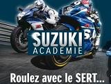 Suzuki Academy 2016 - Ca vous dit de rouler avec le SERT ?